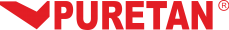 logo puretan rosso